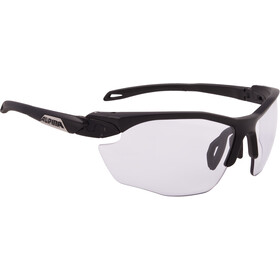 Alpina Twist Five HR VL+ Lunettes, black matt